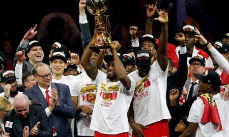 Toronto Raptors Campioni Dell'nba