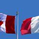 Roberto - Bandiere Italiana E Canadese