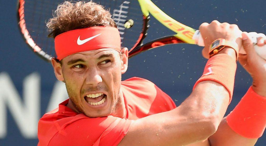 Nadal partecipa allaRogers Cup 2019, competizione di tennis internazionale