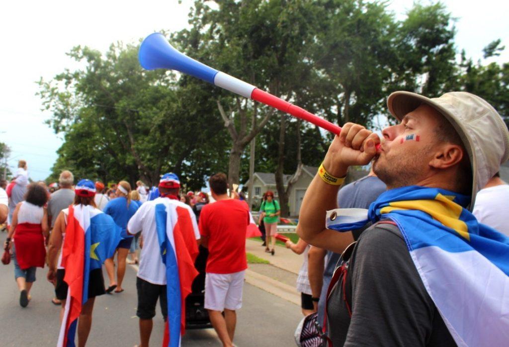 National Acadian Day e i festeggiamenti del 15 agosto
