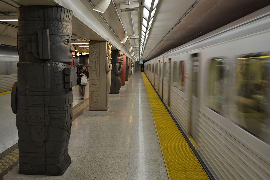muoversi - Stazione Museum Della Metropolitana Di Toronto