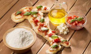 Pizza nei ristoranti italiani a Toronto