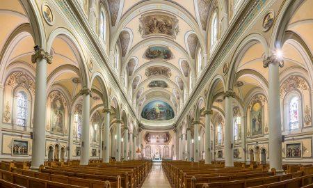 Basilica St.Paul le sue splendide decorazioni interne
