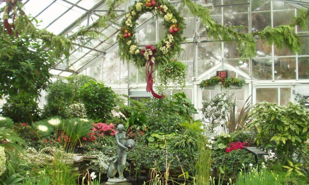 5 parchi: Allan gardens