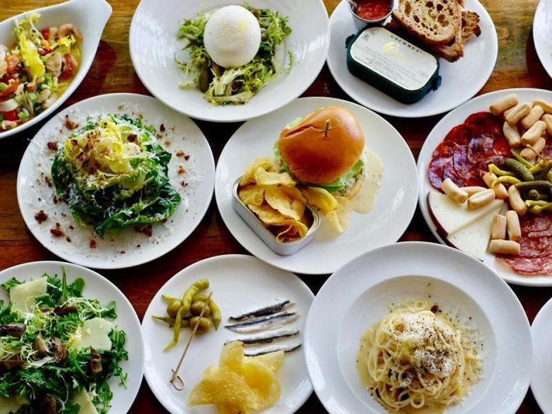 Campo: tra i 5 ristoranti italiani