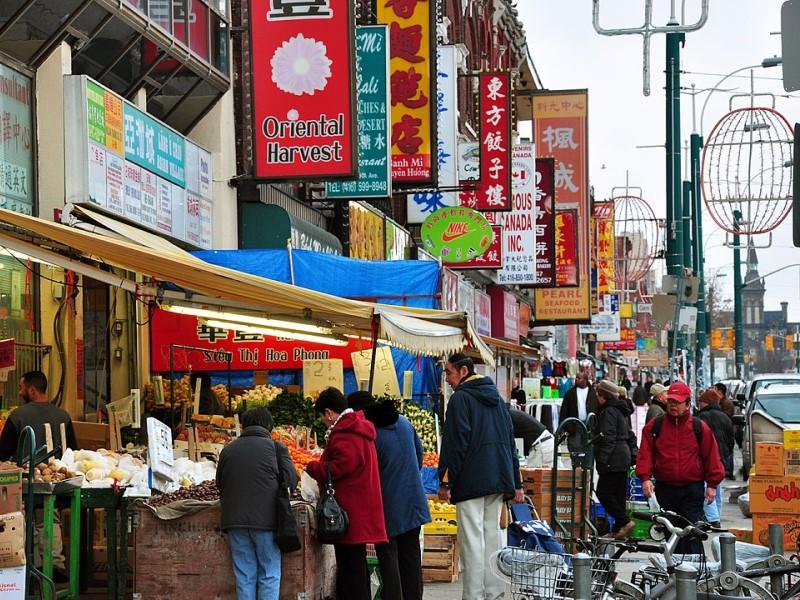 Chinatown: quartieri etnici