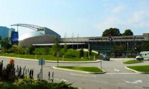 Ontario Science Centre. la struttura