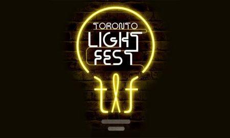 Toronto Light Festival: logo