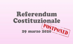 referendum Postponed