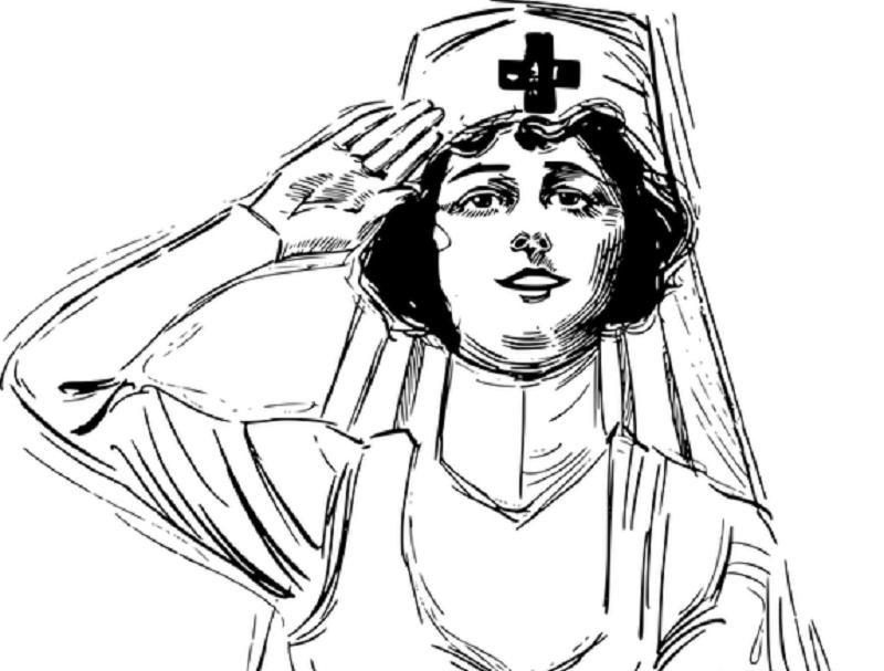 Croce rossa italiana Volontarie