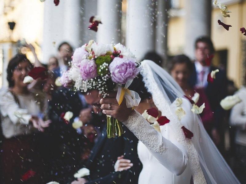 matrimonio: oggi sposi