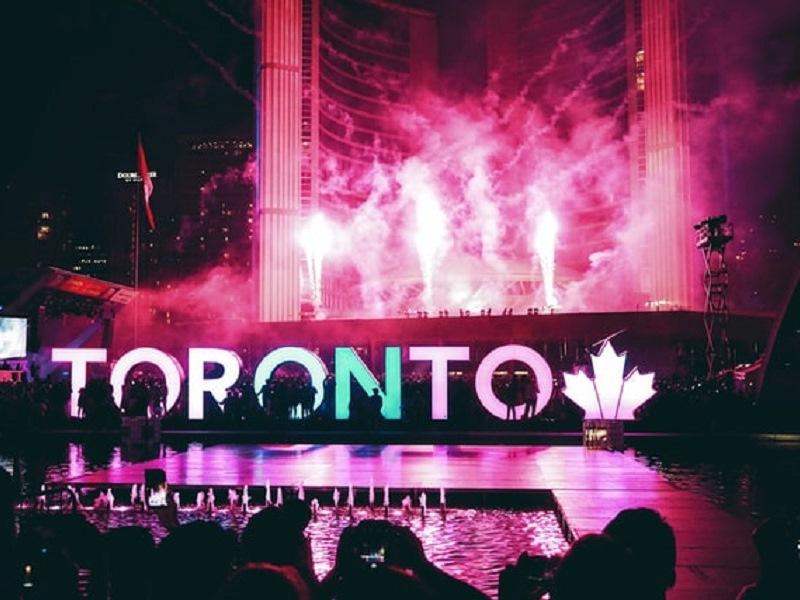 Toronto fuochi