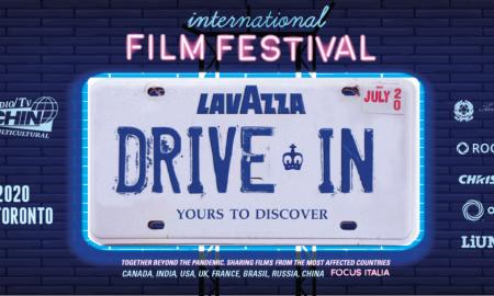 Lavazza Drive-In film festival locandina