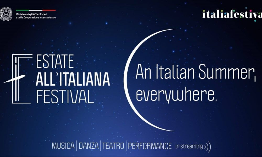 Locandina Estate all'Italiana festival