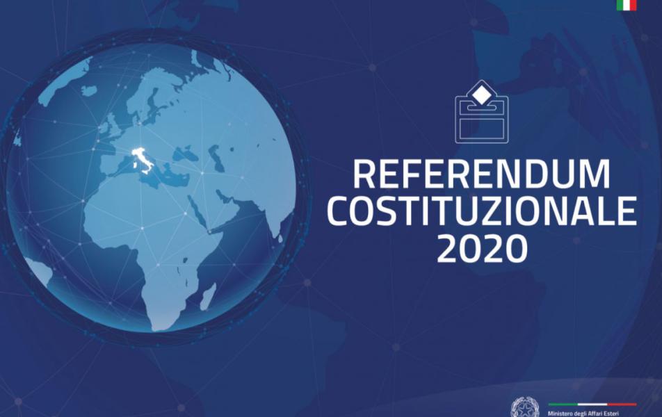 Referendum Costituzionale del 20 e 21 settembre
