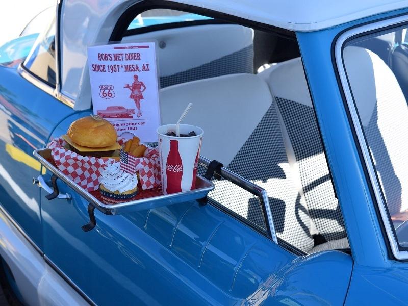 festival: Snack - drive-in