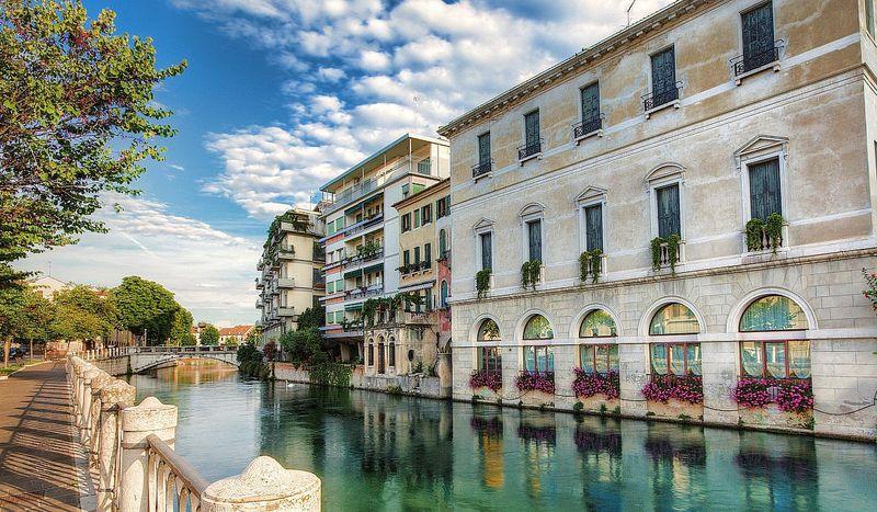 Ittreviso - i canali della città