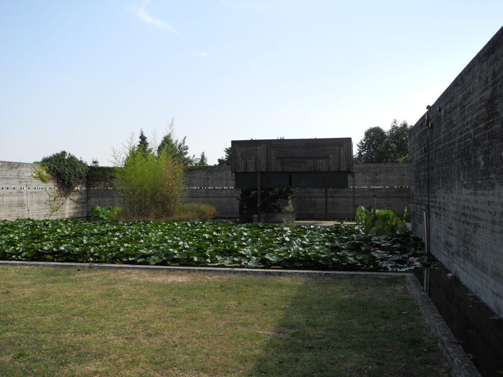 Immagine del cimitero di Altivole