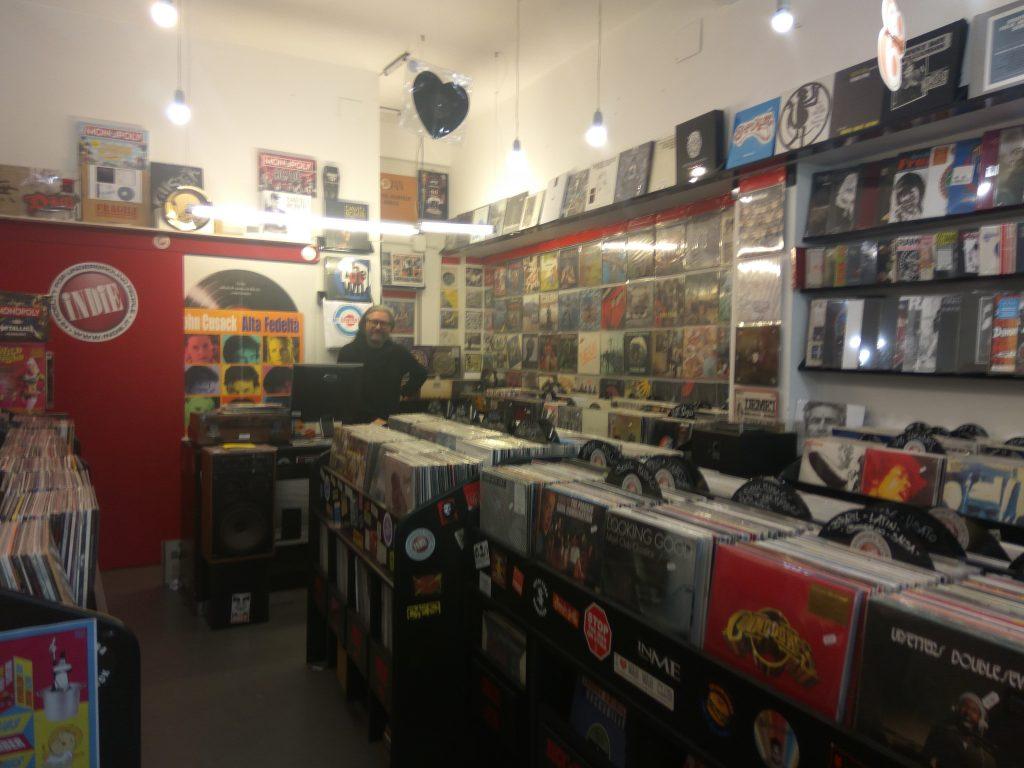 Il negozio Indie di via Inferiore a Treviso