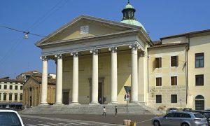 Facciata principale del Duomo di Treviso