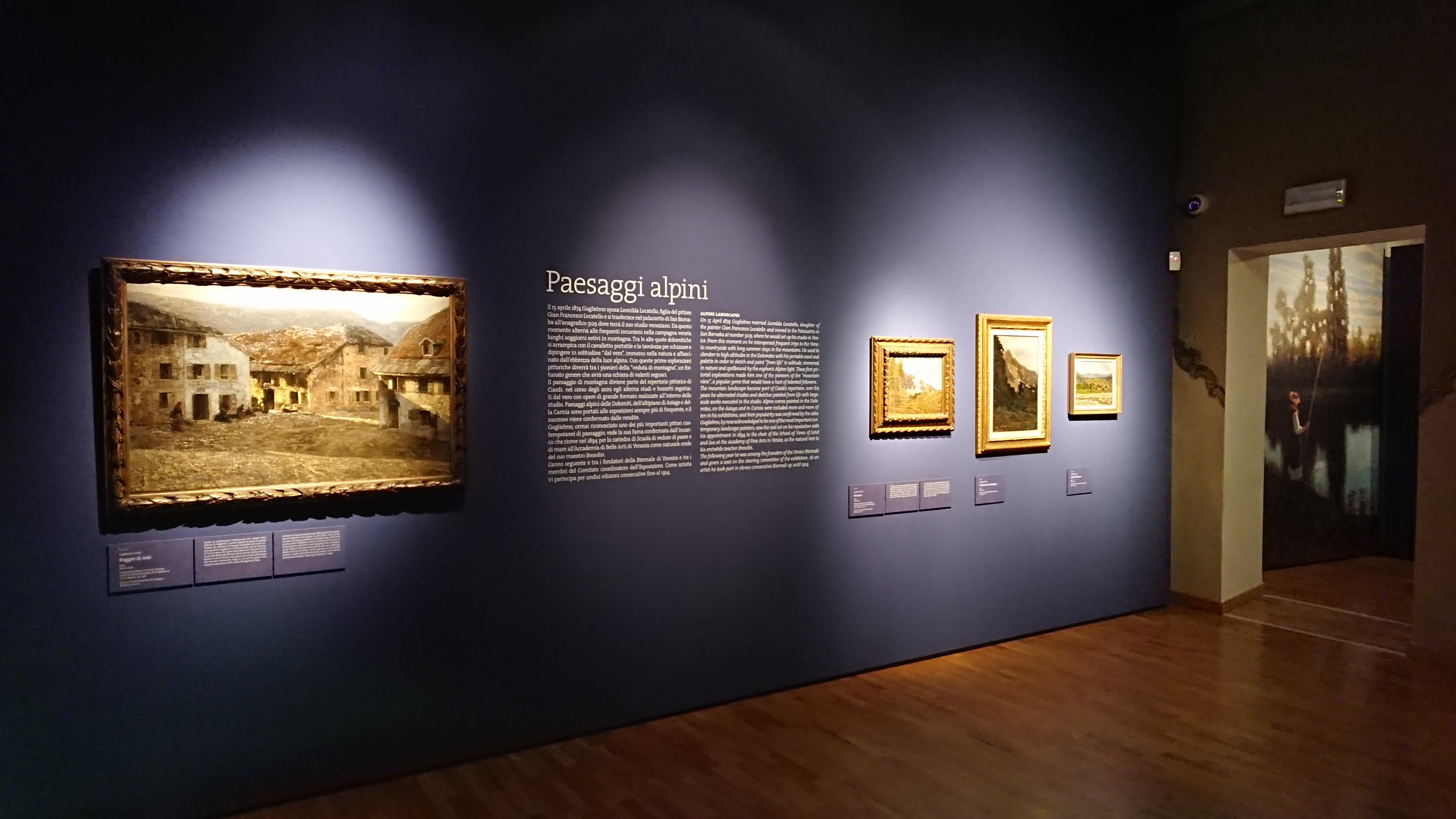 Mostra Ciardi Conegliano Sala