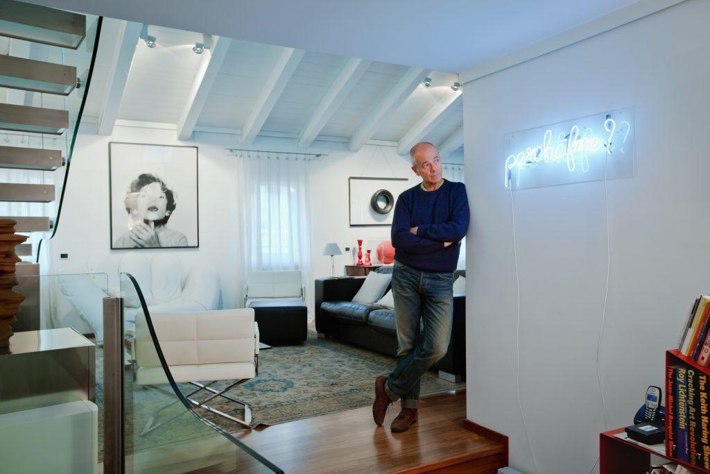 Roberto Cortellazzo Wiel Tra Treviso Ricerca Arte