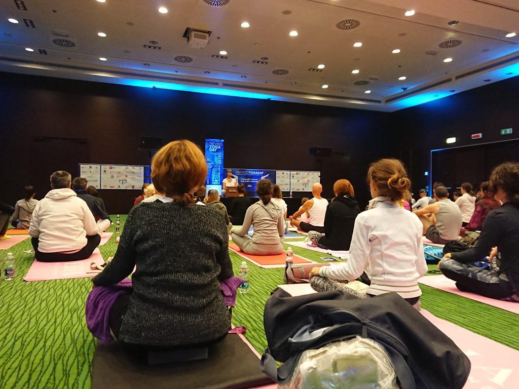 Treviso Yoga Day Ananda Yoga