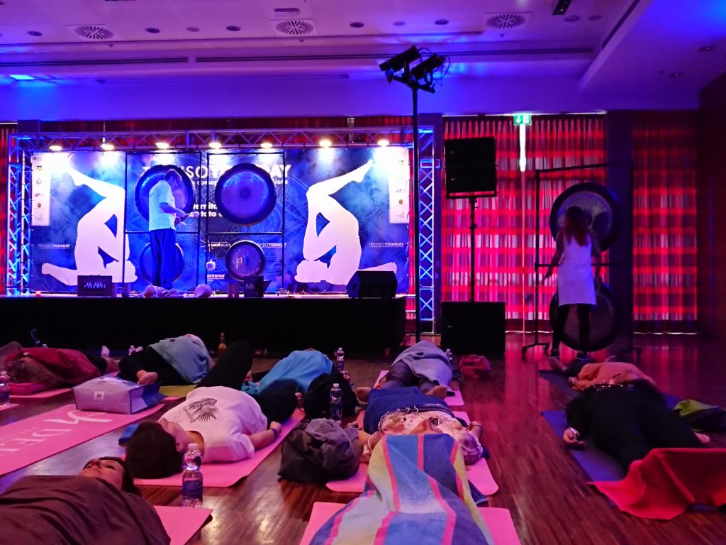 Treviso Yoga Day Bagno Di Gong