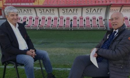 Con Paolo Rossi