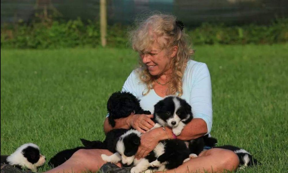 Gabriella e i cani
