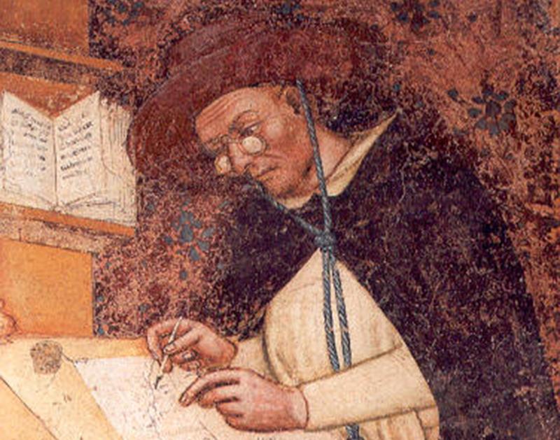 San Nicolò Affresco