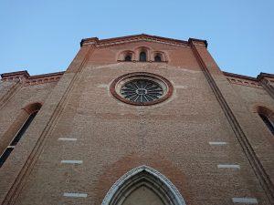 San Nicolò Facciata