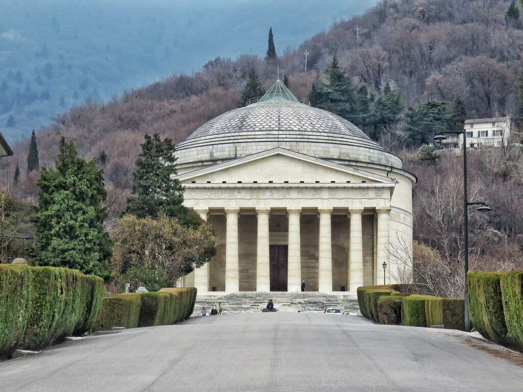 Gipsoteca Possagno Canova Tempio