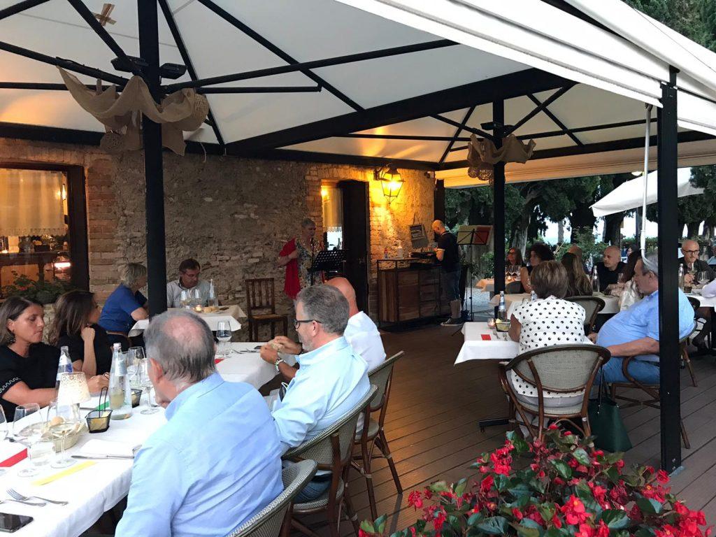 Cena Castello Estate Coneglianese