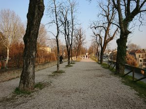 Itinerario Treviso Mura