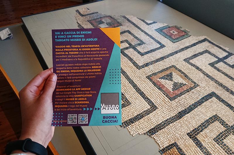 Museo Asolo Realtà Aumentata