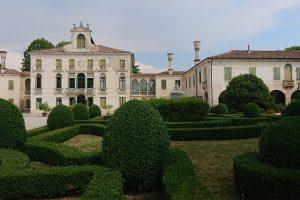 Villa Tiepolo Passi Facciata