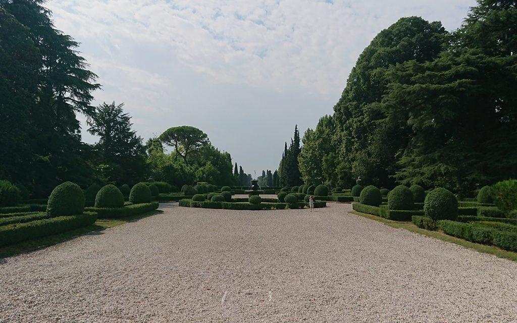 Villa Tiepolo Passi Giardino