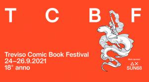 Treviso Comic Book Festival Copertina
