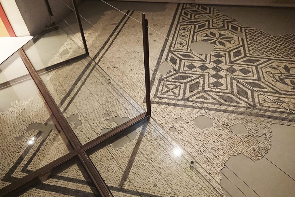 Museo Di Santa Caterina Mosaico