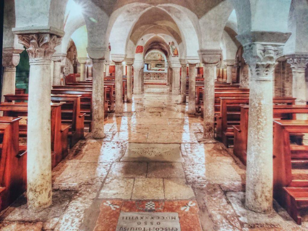 Treviso Sotterranea Cripta Del Duomo