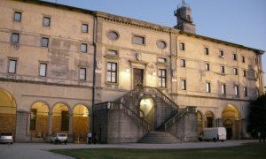 Castello Di Udine - vista frontale