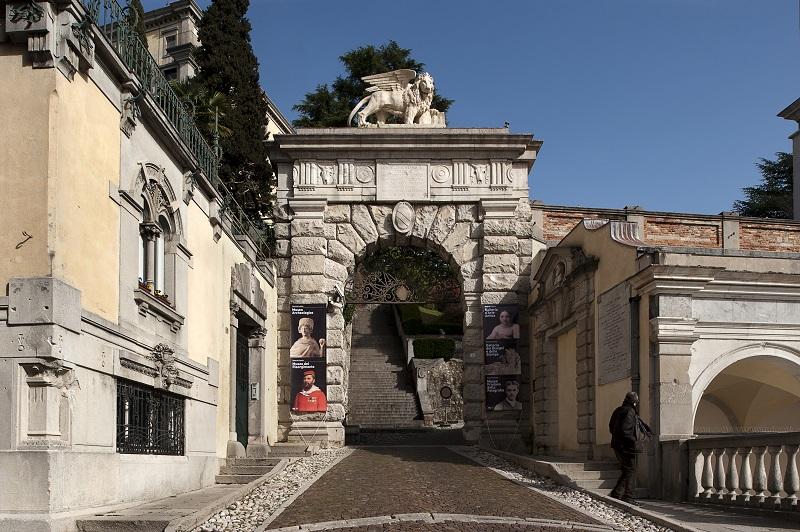 Arco Bollani in Piazza della Libertà di Udine