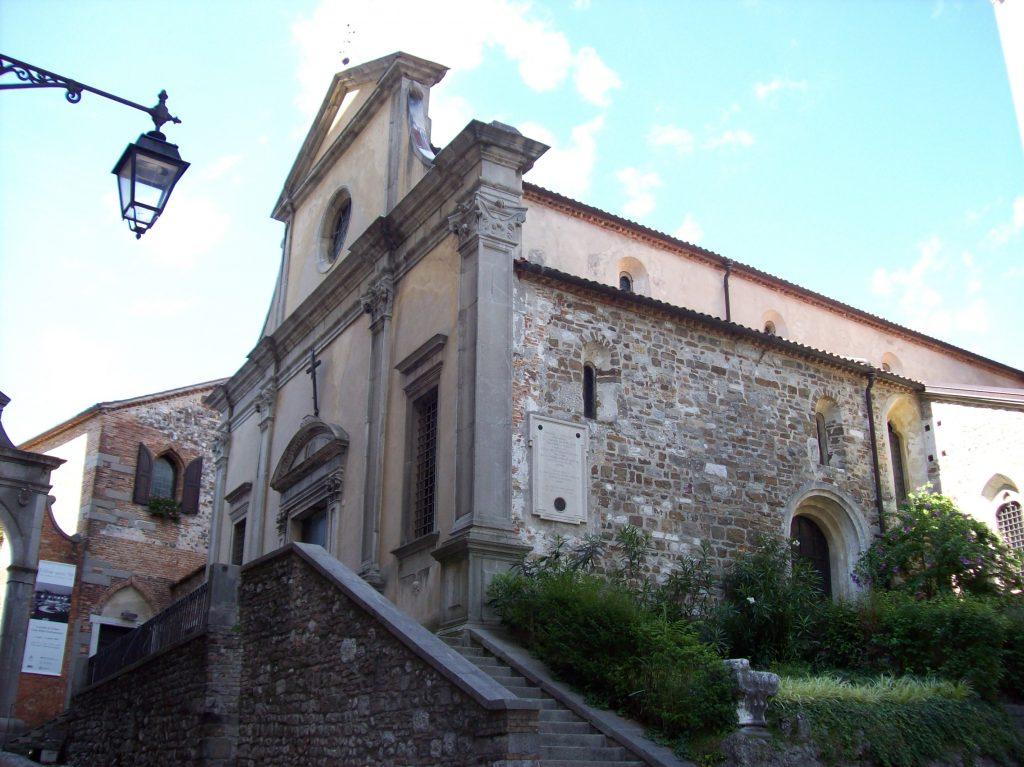 Fondazione di Udine - Chiesa Di Santa Maria Di Castello Di Udine