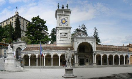 Piazza della Libertà di Udine