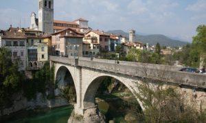 Ponte Del Diavolo, arcate e vista