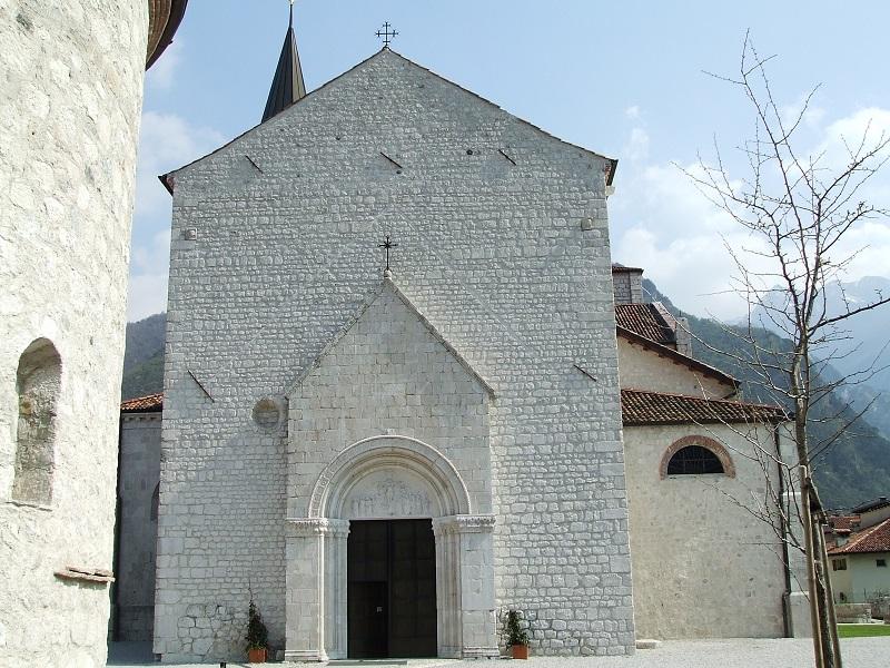 leggenda della zucca d'oro - Il Duomo Di Venzone