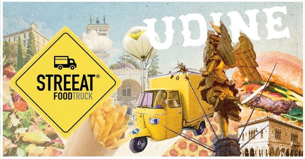 STREEAT® Food Truck Festival a Udine