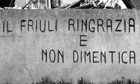 Il terremoto del Friuli, la forza della popolazione