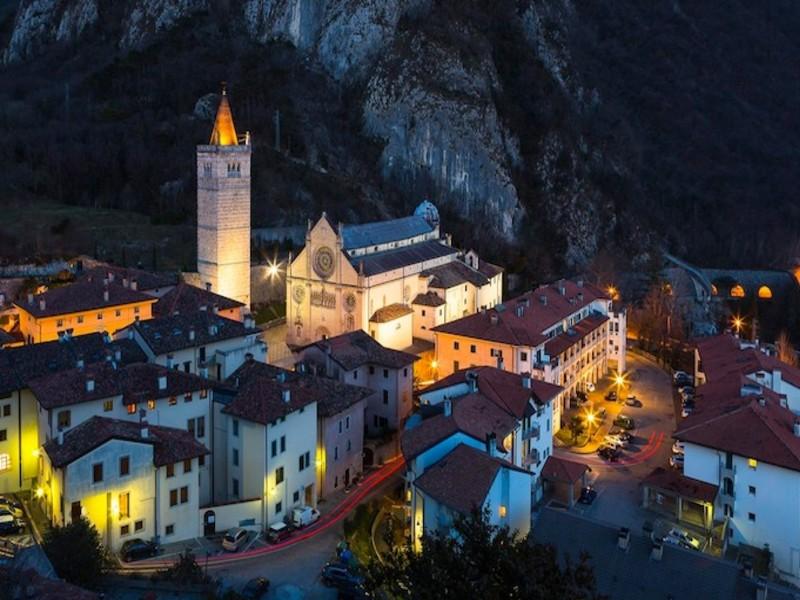 La velocissima ricostruzione dopo il terremoto del Friuli